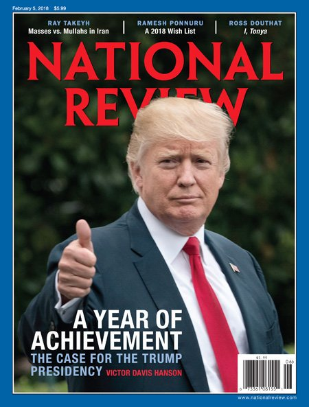 I have written the cover story for the new issue of @NRO magazine. It can be read here: nationalreview.com/magazine/2018-…