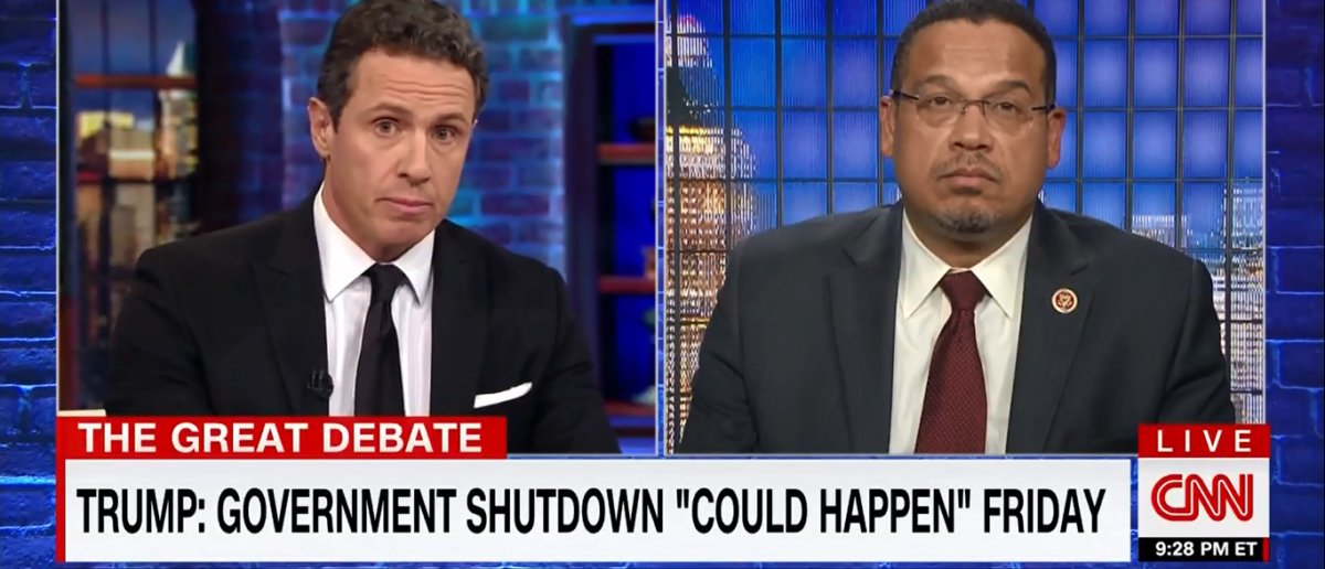 CNN's Chris Cuomo Grows A Spine And Actually Stood Up To A Dem Congressman [VIDEO] https://t.co/WBYqSLiNEE