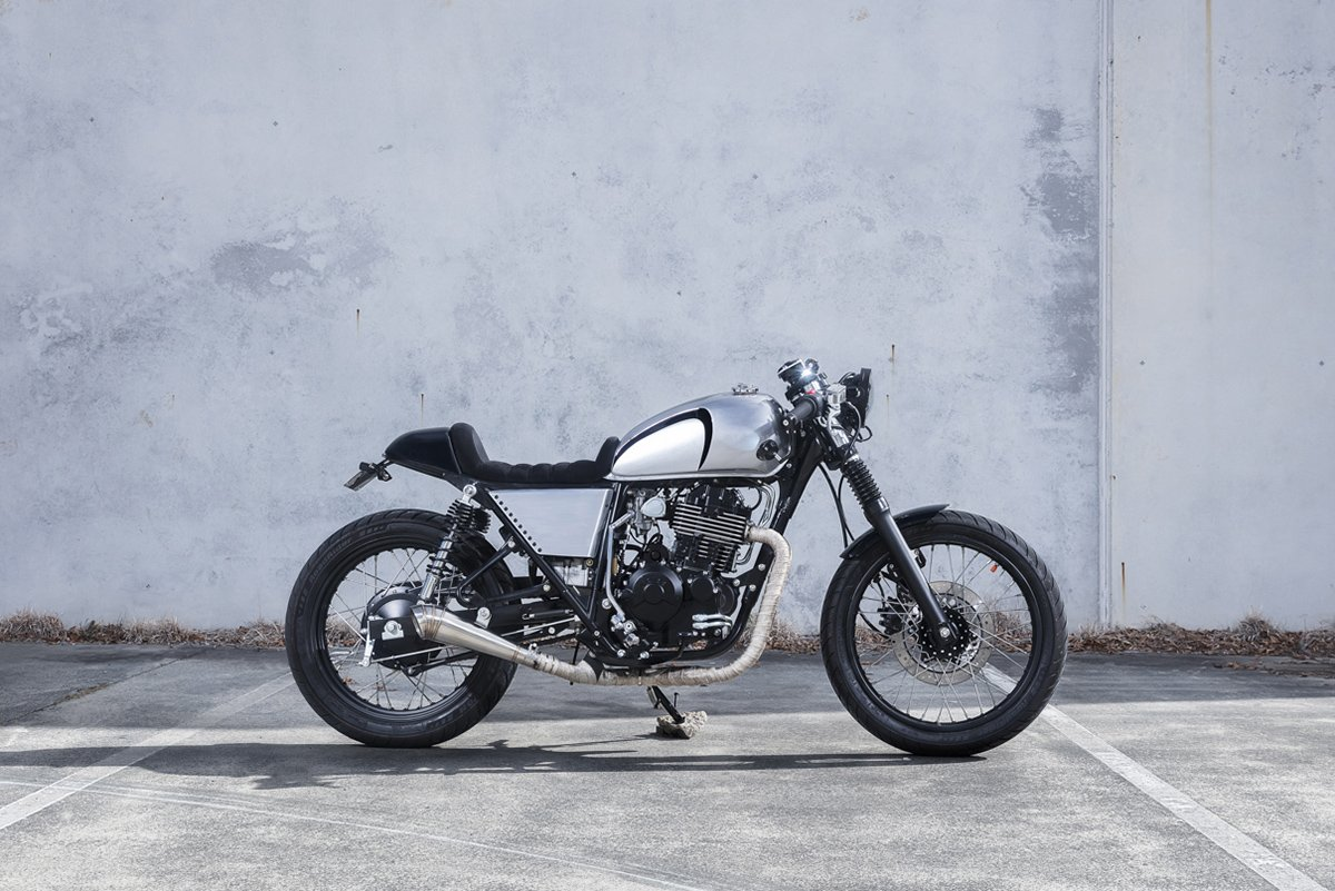 Return of the Cafe Racers on Twitter: