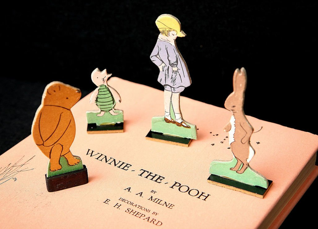 10 Fun Facts About 'Winnie The Pooh' — https://t.co/jSqWLTrssO