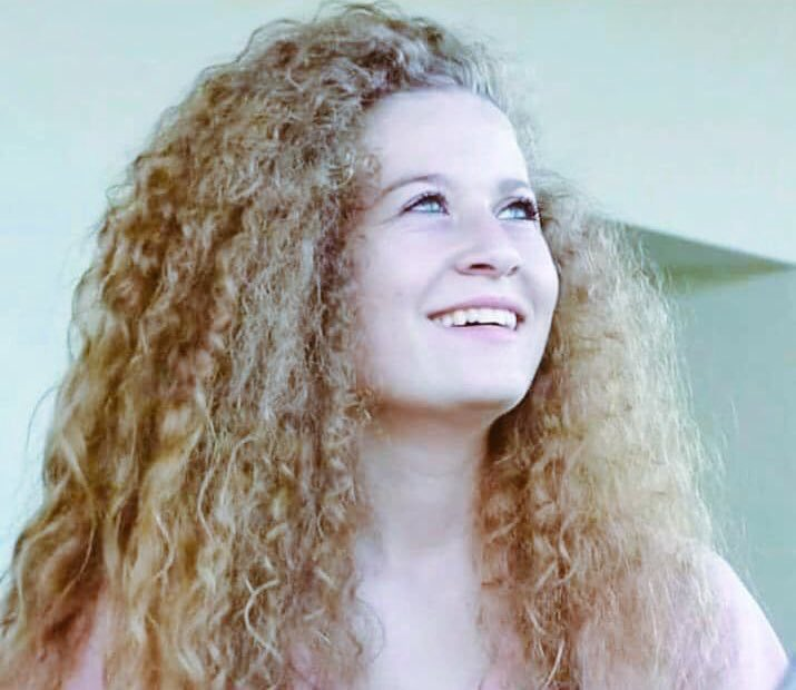 I ask again: why is there virtual silence from international feminism, human rights liberals, #MeToo campaigners et al over the brute incarceration of this young girl, in a cold cell, openly threatened with rape and murder? #FreeAhedTamimi #Palestine #Jerusalem #AlQuds