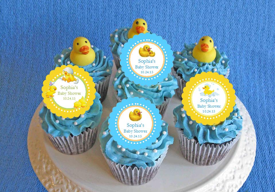 Lmk gifts lisa pavia lmkgifts twitter brighten up your day as lmk gifts personalized duck baby shower rubber duck cupcake toppers waddles into your party check it out httpbit2awjkdl negle Choice Image