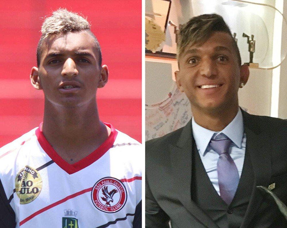 Após escolher o Grêmio, revelação da Copinha conta que é zoado por semelhança com Isaquias. Parece? https://t.co/GRNJYoWxi1