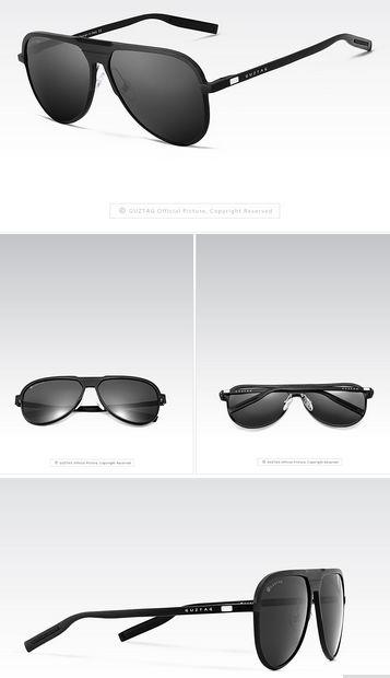 46a88348f9 ... GUZTAG Unisex Classic Brand Men Aluminum Sunglasses HD Polarized UV400  Mirror Male Sun Glasses Women For Men Oculos de sol G9828  fashion  style  ...
