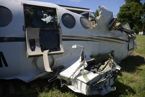 Conclusão sobre acidente que matou Teori Zavaski deve sair na segunda; PF descarta sabotagem. 📷Tomaz Silva/Agência Brasil    https://t.co/r5kHJ932zq