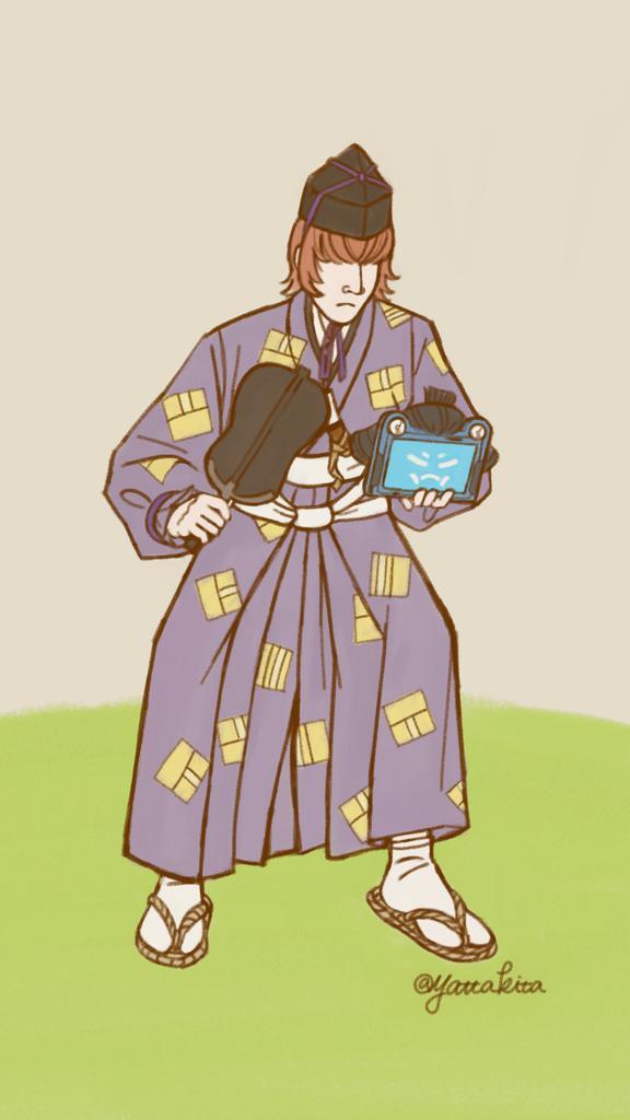 お相撲ロイドこれで全員かな??  #クラシカロイド #ClassicaLoid #チョッちゃん #パッド君 #お絵描き矢田喜多