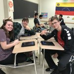 RT @gbs_worldlang: A little quizlet live with peri...