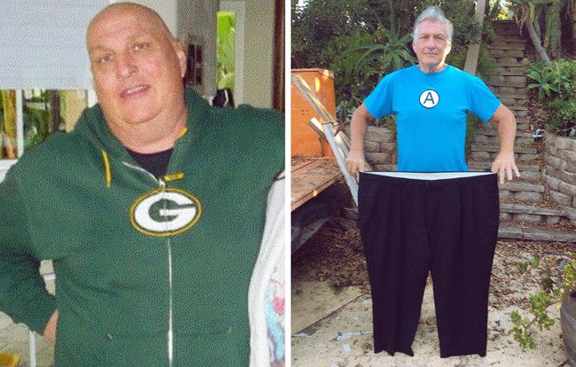 How One App and a Pair Of Dumbbells Helped Doug Shed 153 Pounds https://t.co/T9llbms39v via @menshealthmag