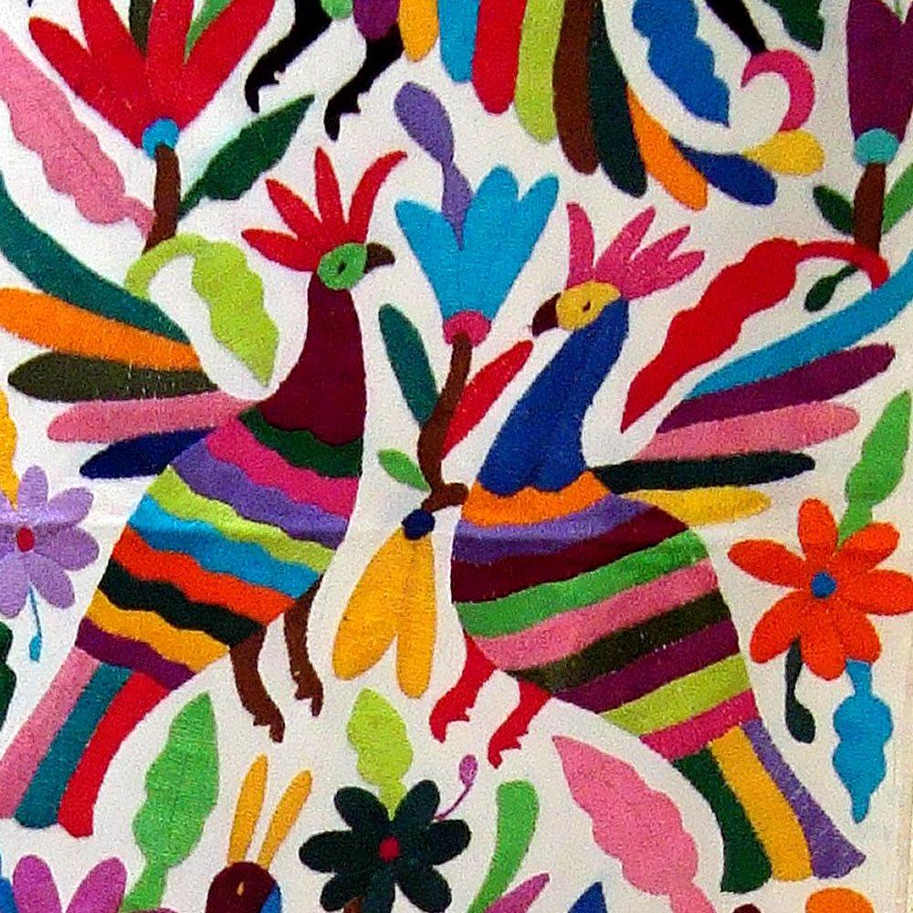 RT @BPerrionni: #BuenViernes ❣️  bordados de Tenango, Hidalgo  #Mexico 🇲🇽 https://t.co/M4W0uJ5OTh