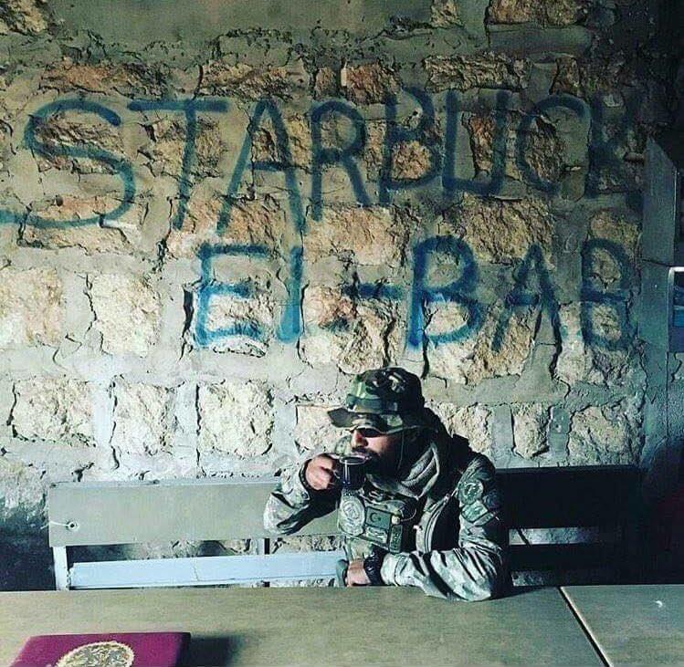 Kirpi ve Kobra's photo on #Afrin