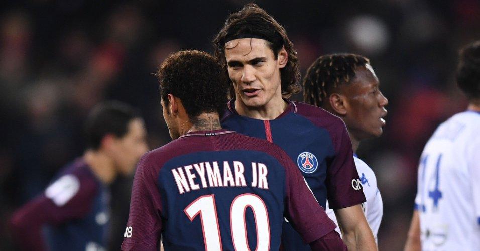 Juventus observa crise com Neymar e pode tentar comprar Cavani, diz jornal https://t.co/3lG4OzCmKa