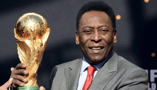 SPORF's photo on Pelé
