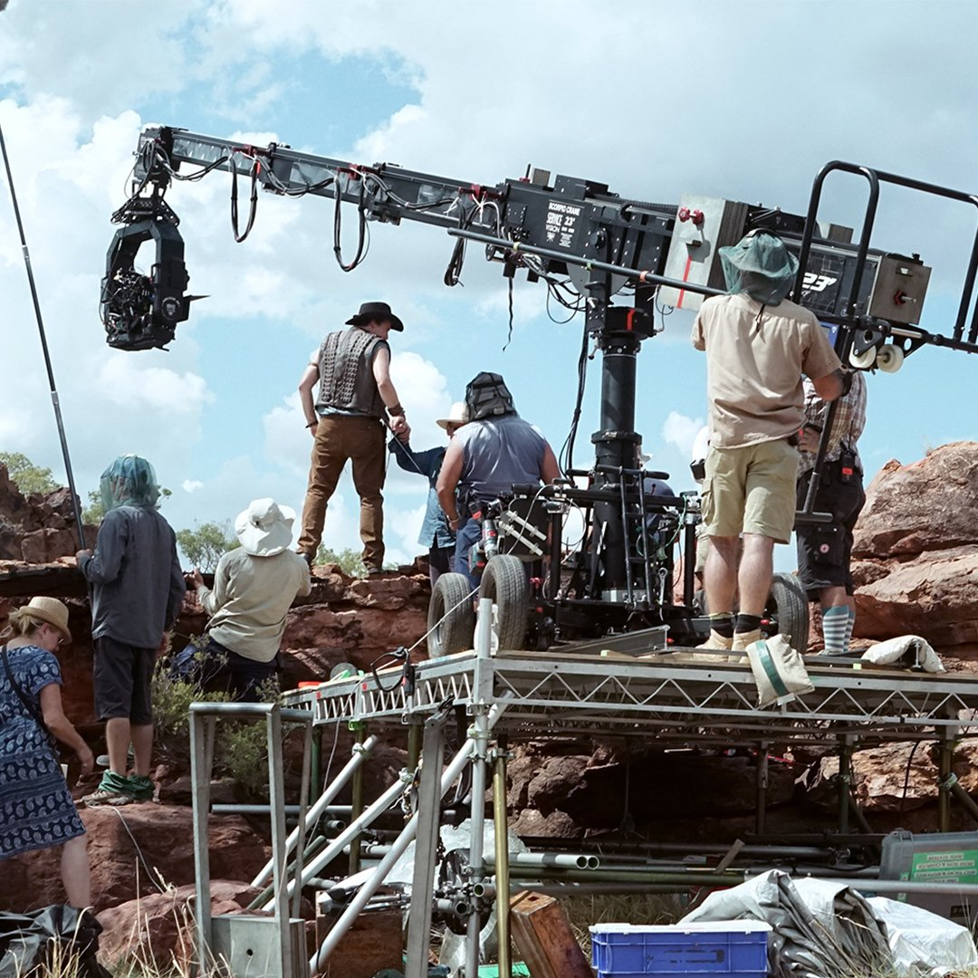 RT @DundeeMovie: 32 years after the first film, Dundee is back in the Outback #DundeeMovie #BehindTheScenes https://t.co/bNNQ2dNUhe