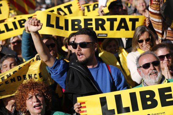 #Puigdemont: 'Posso governare la #Catalogna da Bruxelles' https://t.co/tGwIejPXsM