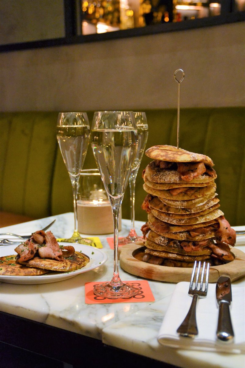 We couldnt wait to share our #PancakeDay plans... who would you tackle unlimited pancakes & Prosecco with? 🥞east59th.co.uk #leeds