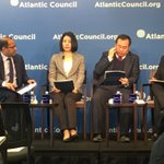 """""""Iran Looks East"""" discusses Iran's evolving economic and strategic relationships, looking to Asia for trade and investment while cementing a strategic partnership with Russia to improve leverage against threats. #ACIran  WATCH: https://t.co/Xr0YOyJNbg"""