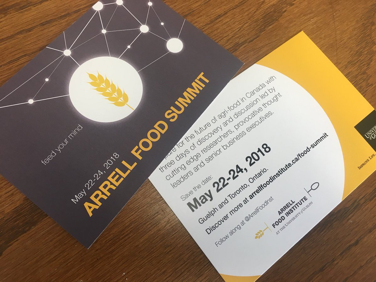 Alice raine on twitter mark your calendars now for the inaugural mark your calendars now for the inaugural arrellfoodsummit 22 24 may is the place to feedyourmind uoffood and pick up one of these lovely cards at the reheart Images