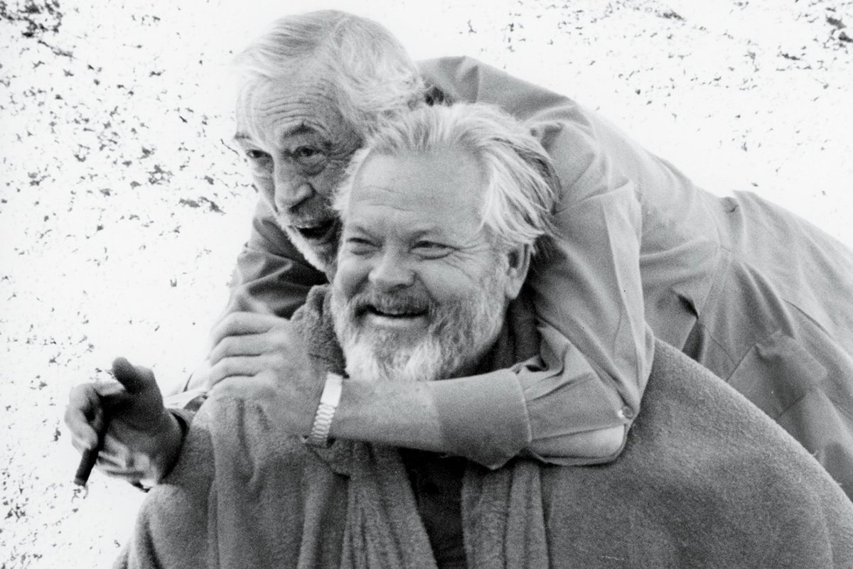RT @CriterionDaily Morgan Neville on his doc on Welles and THE OTHER SIDE OF THE WIND, plus an update on more projects in the works involving Varda, Tarantino, and more: https://t.co/EPdRHHxoxf