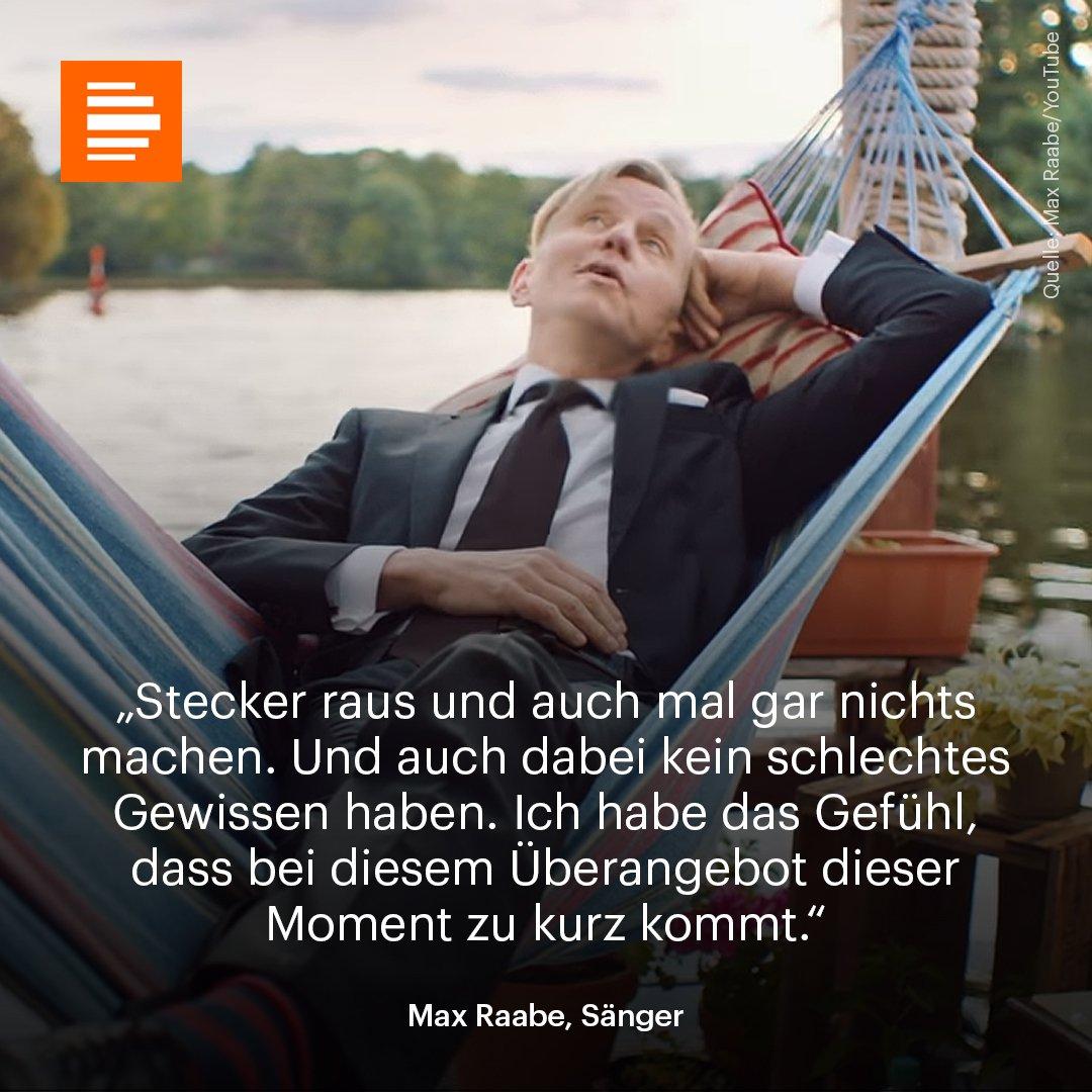 RT @dlfkultur: Wochenende! Machen Sie es wie Max Raabe und seien Sie fleißig faul. ➡ https://t.co/SlDrWWpOKS #tgif https://t.co/0FZzQUtzJ5