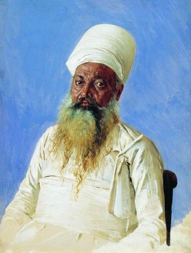 RT @artvereshchagin: Parsi priest (fire-worshiper). Bombay https://t.co/rrFpP28YWJ #fineart #arthistory https://t.co/eSSXwLYSj3