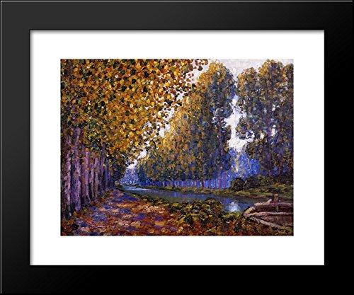 The Moret Canal, Autumn Effect https://t.co/MqhGdHx3YA #arthistory #frenchart https://t.co/MqBzYSf2vT