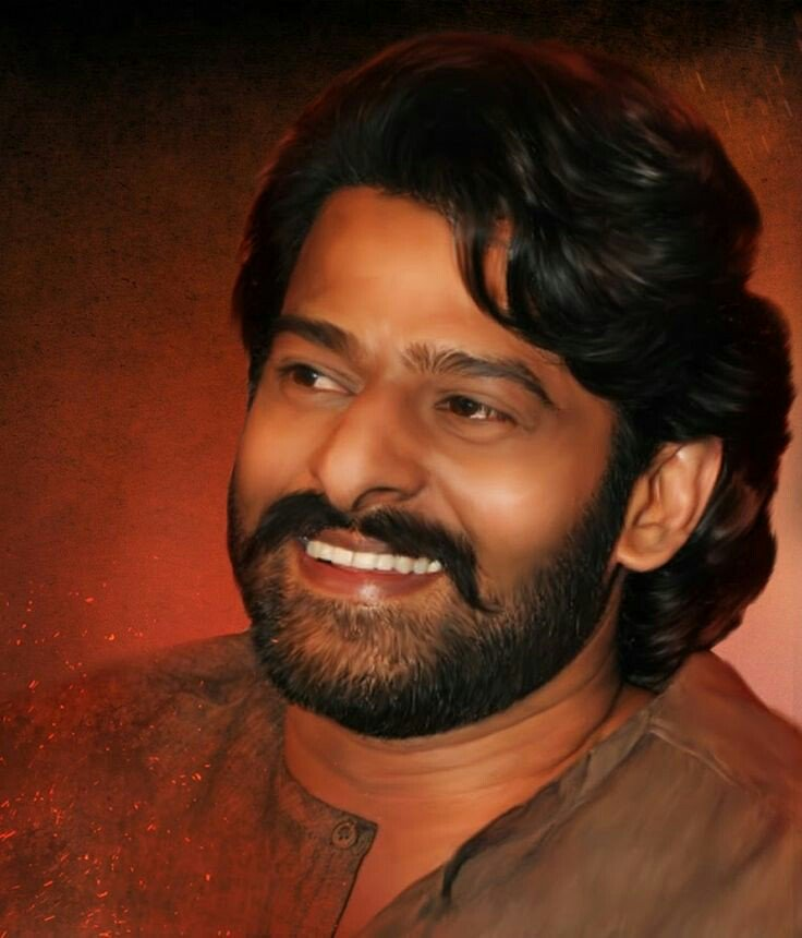 #Prabhas 😎 put his #Heart & #Soul For every project.  So He Became Biggest icon in Film #Industry 😘😘😘 https://t.co/X9RTRXhAVY