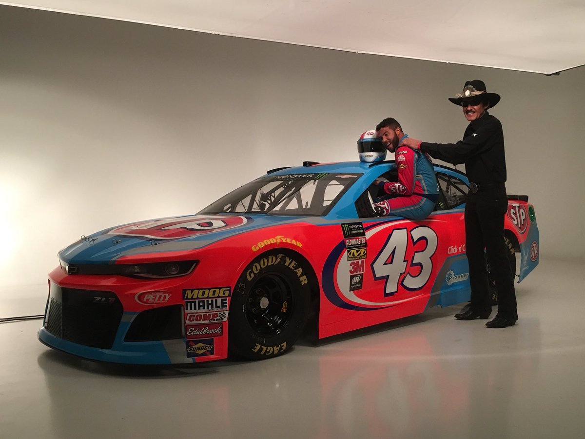 Richard Petty Motorsports >> Richard Petty Motorsports On Twitter Theking And