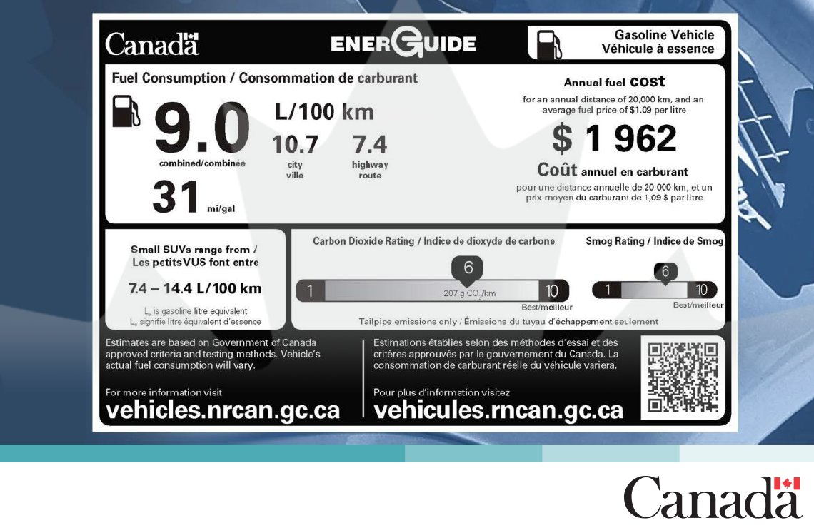 #DYK the 2018 Fuel Consumption Guide is out? See how you can save money  with a #FuelEfficient vehicle: http://ow.ly/fNBy30hSKxi  pic.twitter.com/WbCCkt72sr
