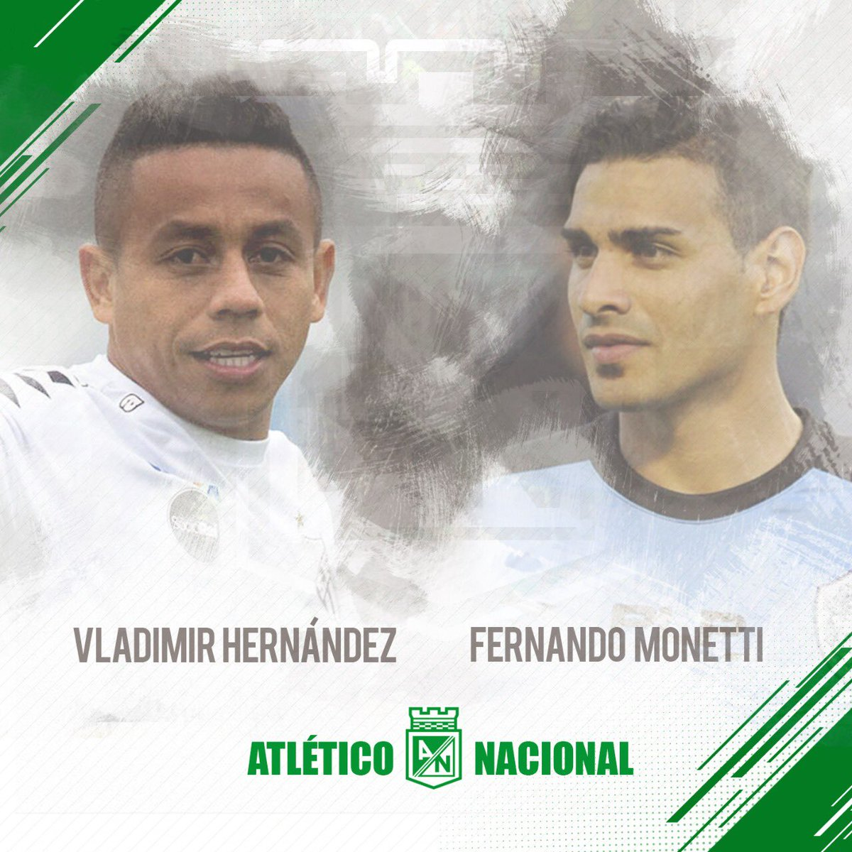 Atlético Nacional's photo on Fernando Monetti