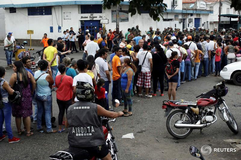 Venezuelans flock to Colombia in last half of 2017 - government https://t.co/EUQELu3Z0G