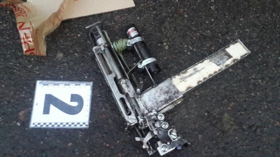 Злоумышленник в Одессе застрелил своего сообщника, ранил троих полицейских и таксиста, - МВД - Цензор.НЕТ 3524