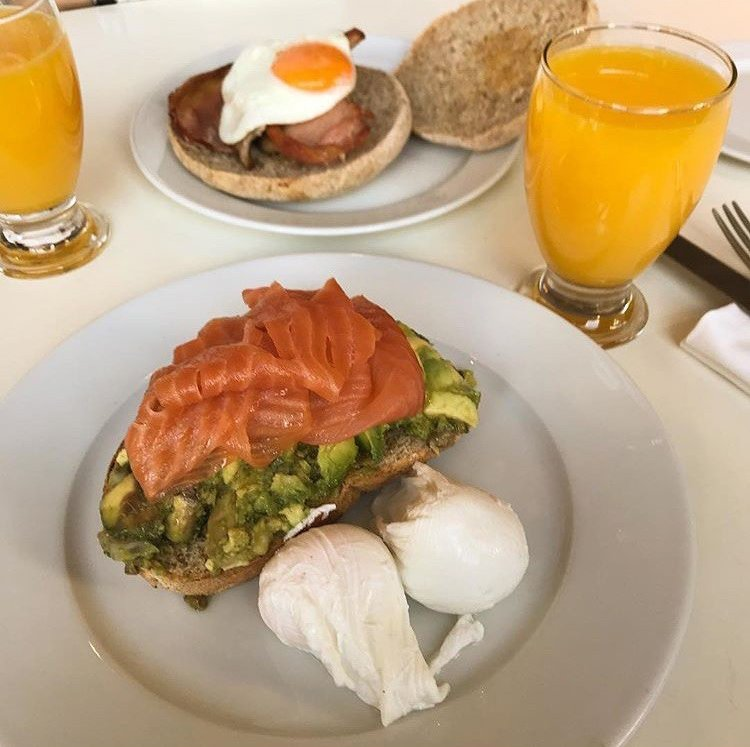 Avocado, smoked salmon, poached eggs and sourdough – the trusted brunch dish of choice. Enjoy 25% off at Albion up until 31 January 2018. Simply quote JANUARY SALE when booking. More information can be found on our website - https://t.co/extG6sR8q9 https://t.co/i4T8tFkq4q