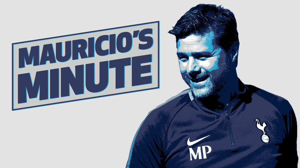 RT @SpursOfficial: 🇪🇸 Barcelona trip ⚽ Southampton away 🤕 Injuries  🗣️ Mauricio delivers the latest.  #COYS https://t.co/y7OXSMVWYf