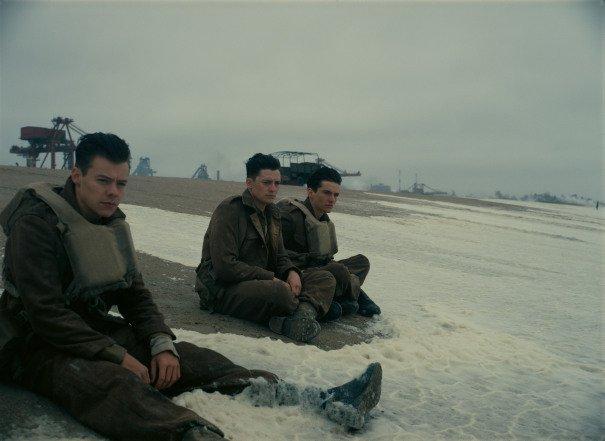 'Dunkirk', 'Lady Bird', 'Three Billboards' Among Casting Society Artios Award Winners https://t.co/rzucvgWyQY