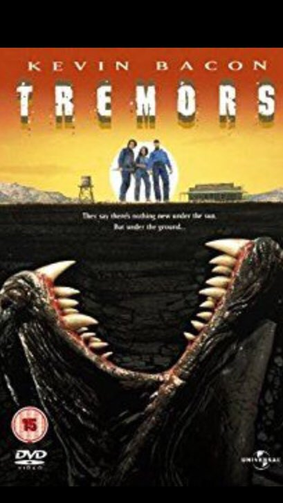 On this day in 1990 @reba made her #silverscreen debut in the monster film #TREMORS ! #RebaMcentire @tcm @CHC_1927 @WhtHapnd2hllywd @ClassicMovieHub @SilverAgeTV @classic_film @RewindTime_ @NashIconRecords<br>http://pic.twitter.com/6QwhtJ3Hq7