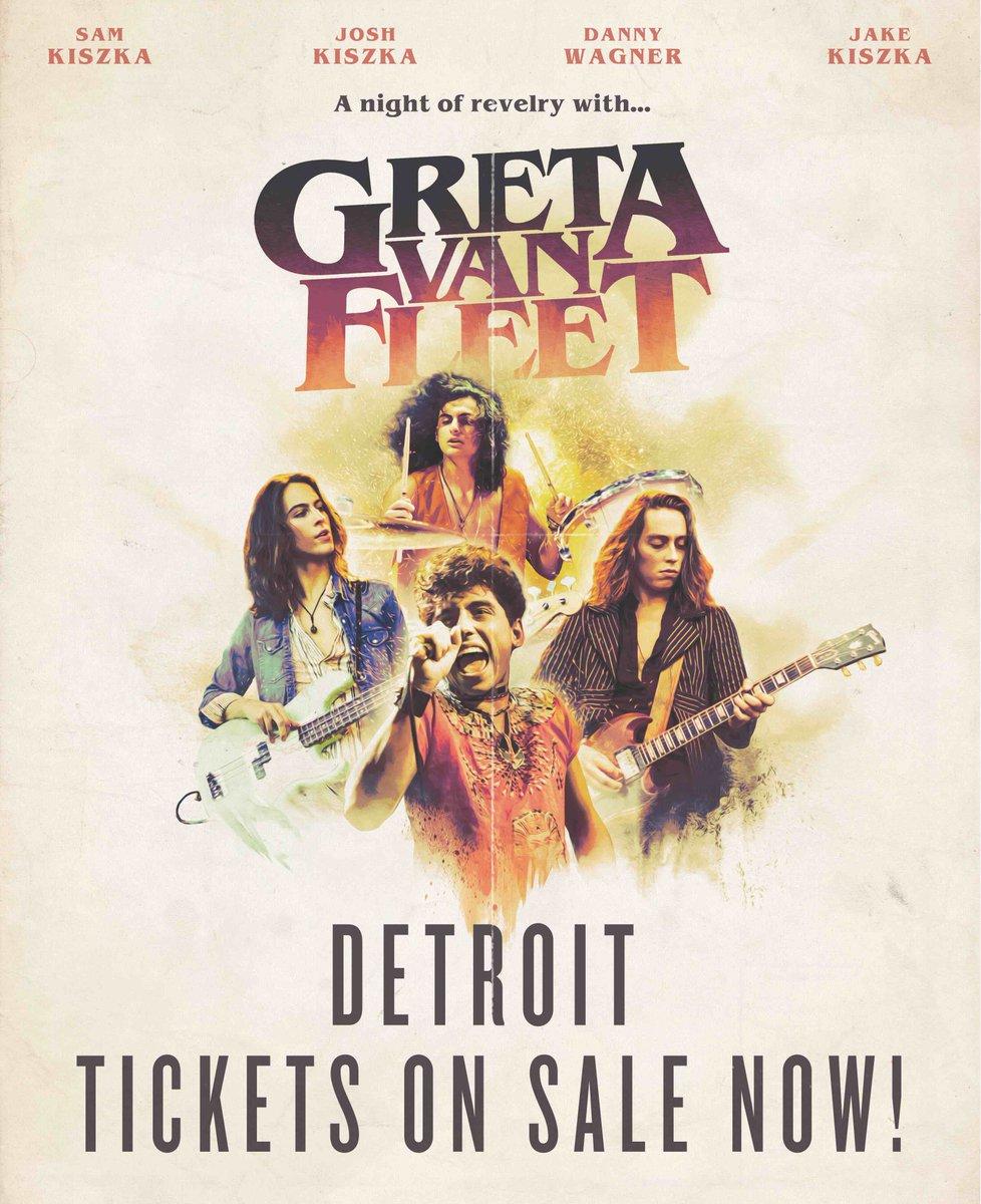 Greta Van Fleet Highway Tune Safari Song The New Led Zeppelin The Fat Angel Sings