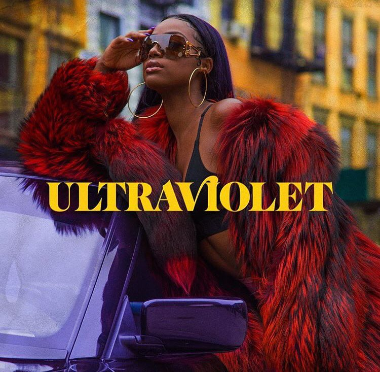 RT @wizkidayo: #ULTRAVIOLET out now....💥💥 https://t.co/iWEs9Up6g9