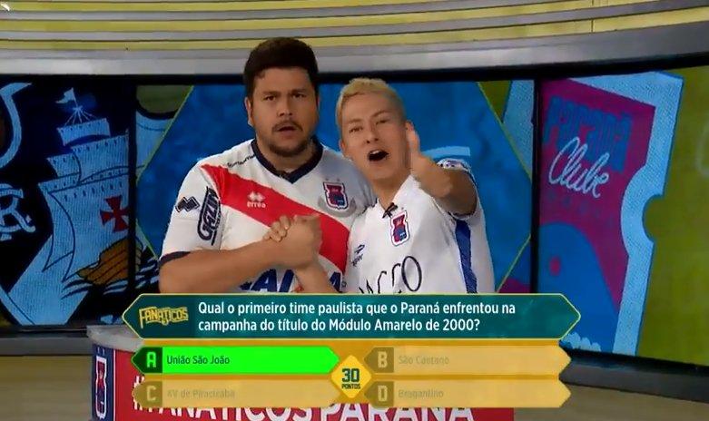 #FanáticosParaná pede a ajuda do Twitter...