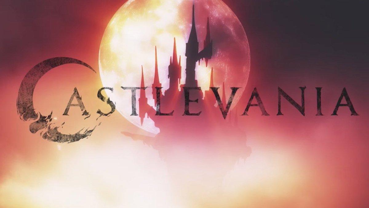 La serie animada de Castlevania regresa...