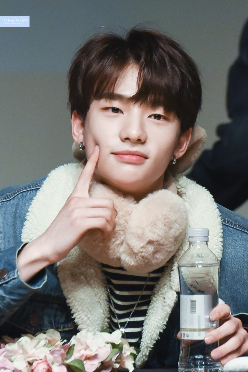 Stray Kids Pics On Twitter Hyunjin Salted Vanilla