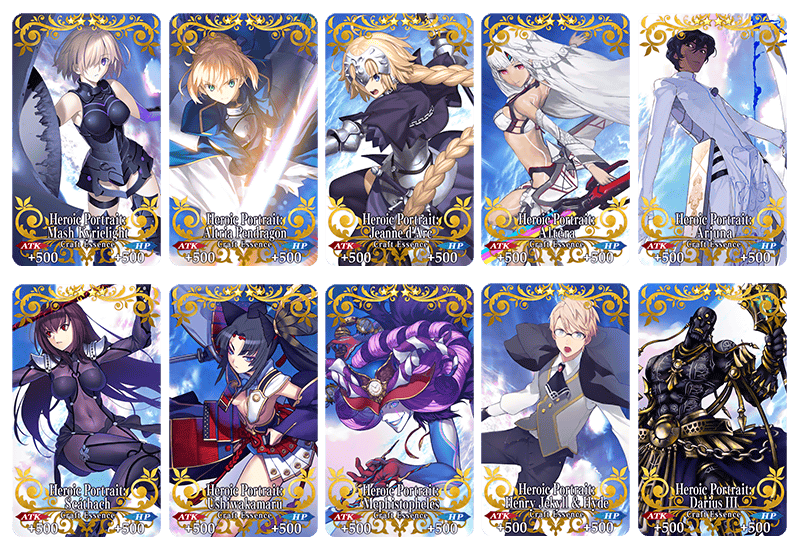 Fate/Grand Order USA on Twitter: