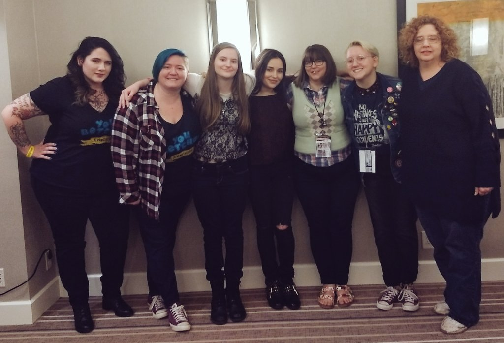 Ramdeen on twitter just got out of my meet greet with these ramdeen on twitter just got out of my meet greet with these lovely humans awesome time with awesome people waywardsisters supernatural m4hsunfo