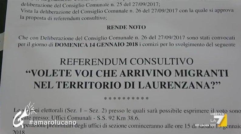 Al seggio elettorale di Laurenzana  #amarolucano #propagandalive https://t.co/KDpHbdJpTo