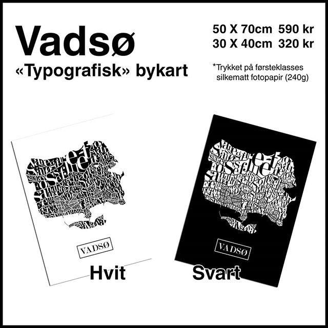 Dan Tore Jorgensen در توییتر Dekorative Kart Over Vadso Er Na I