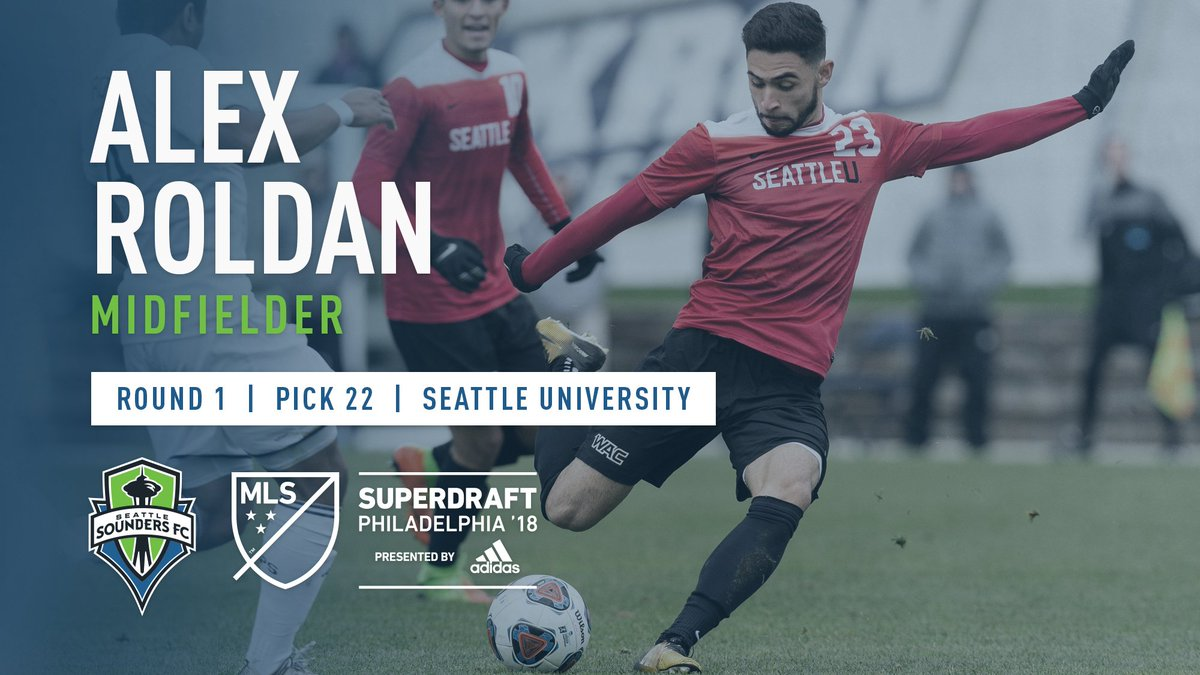 Seattle Sounders FC's photo on #SuperDraft