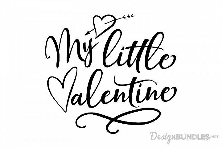 My Little Valentine |  Https://designbundles.net/free Design Resources/my Little Valentine/relu003dpIo4qw  U2026 Via @designbundles #FreeDesignOfTheWeek #Freebie ...