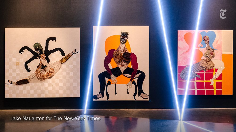 Art and museums in NYC this week https://t.co/XWXpcJzr98 https://t.co/nPXdYxq1SZ