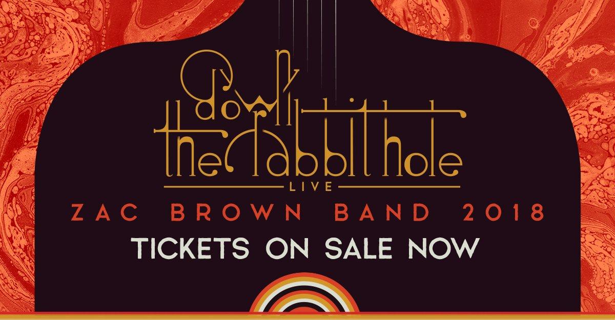 Zac Brown Band Detroit Tour