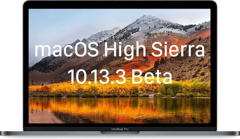 Apple Seeds Sixth Beta of macOS High Sierra 10.13.3 to Developers and Public Beta Testers https://t.co/GX5sNv0ulu by @julipuli