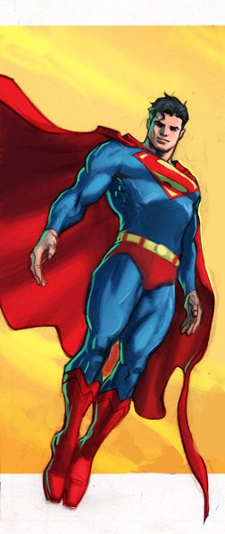 juan ferreyra on twitter finally superman s the red trunks are
